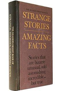 Strange Stories book