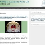 A C Pilmer Automatic Music Ltd