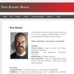 Pete Rosser Music - gentle-enterprises.org